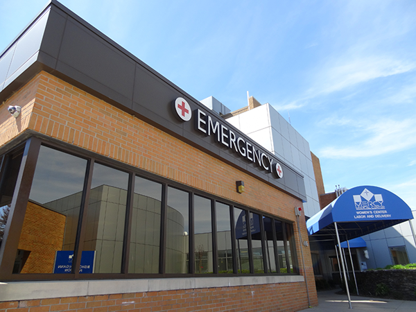 Mercy Medical Center Volume and Staffing Mitigations